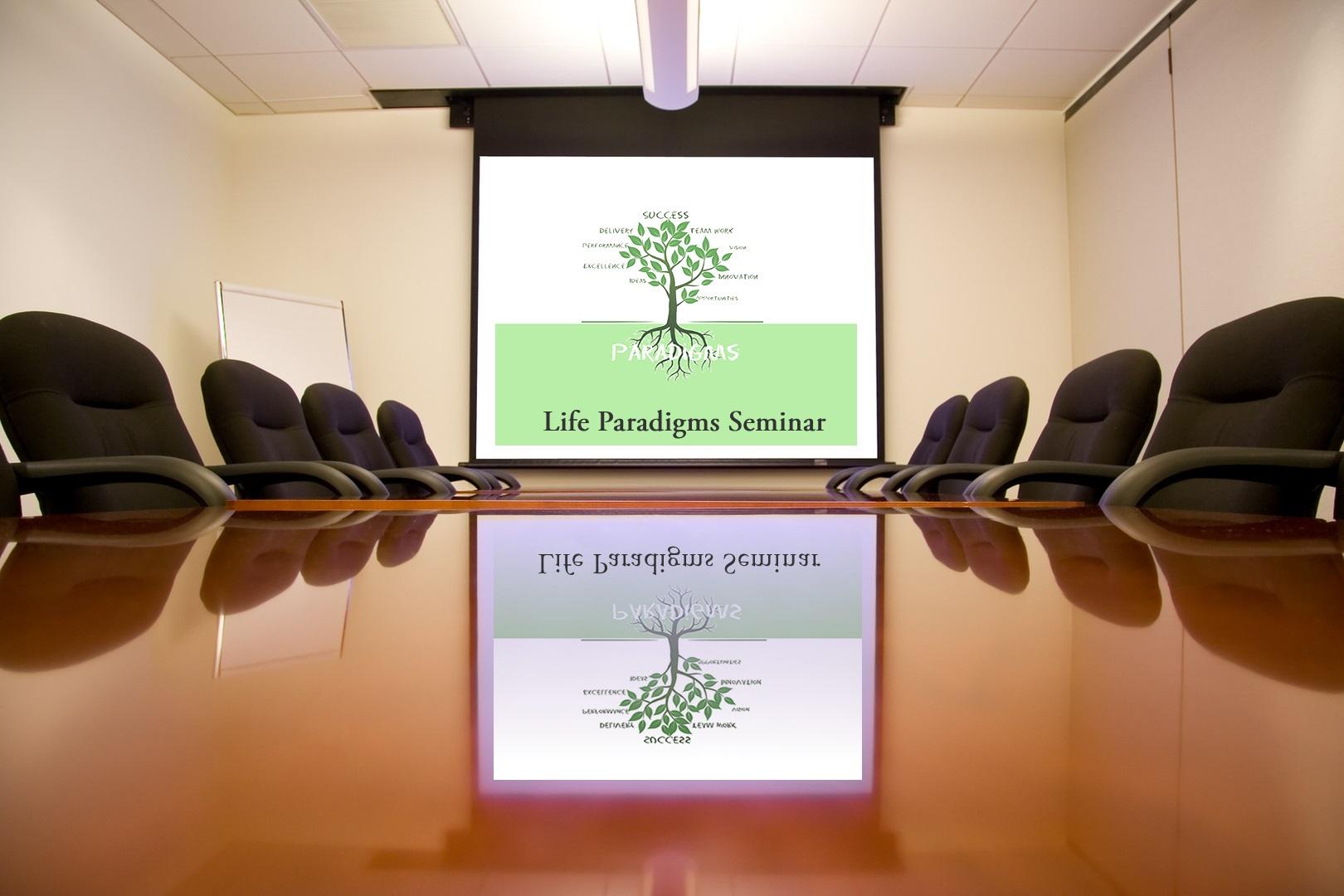 Life Paradigms Seminar (LPS)